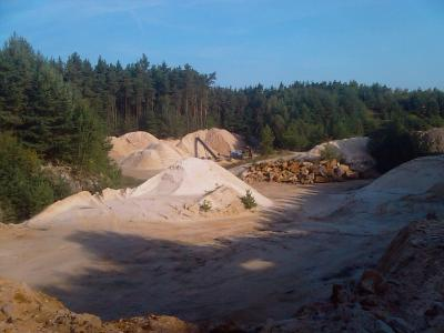 Sandgrube Pechgraben