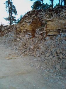 Crussoliensis-Mergel bis Uhlandi-Bänke