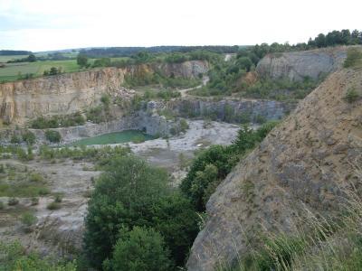 Steinbruch Ludwag